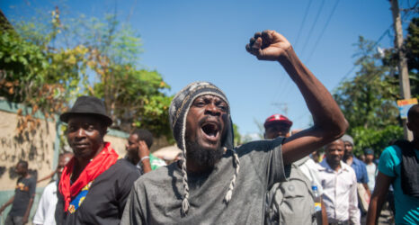 Despite Trauma and Fear, There Is No Place Like Haiti For My Father