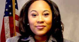 District Attorney Fani Willis of Fulton County, Ga.,