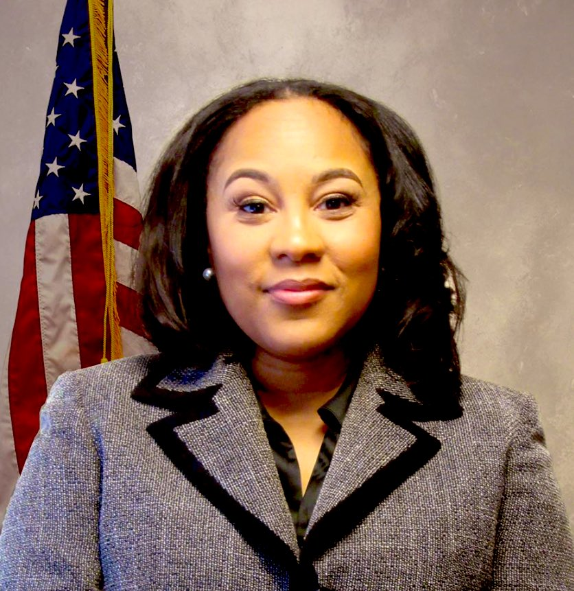 District Attorney Fani Willis Holds Trump Accountable, and Refuses to Back Down to Racist Trolls