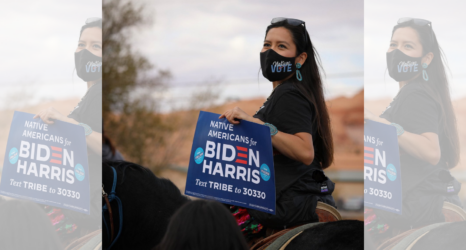 """Expectations for the Biden-Harris Administration from Indian Country: """"No More Broken Promises"""""""