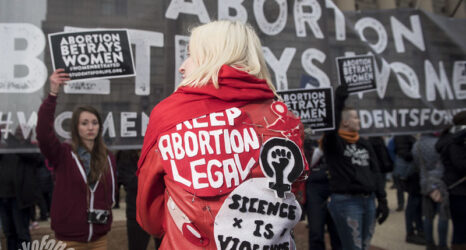 How Trumpism Fostered Anti-Choice Violence