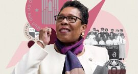 Table for 12, Please: HUD Secretary Marcia Fudge Plans to Stand Up, Speak Up and Show Up