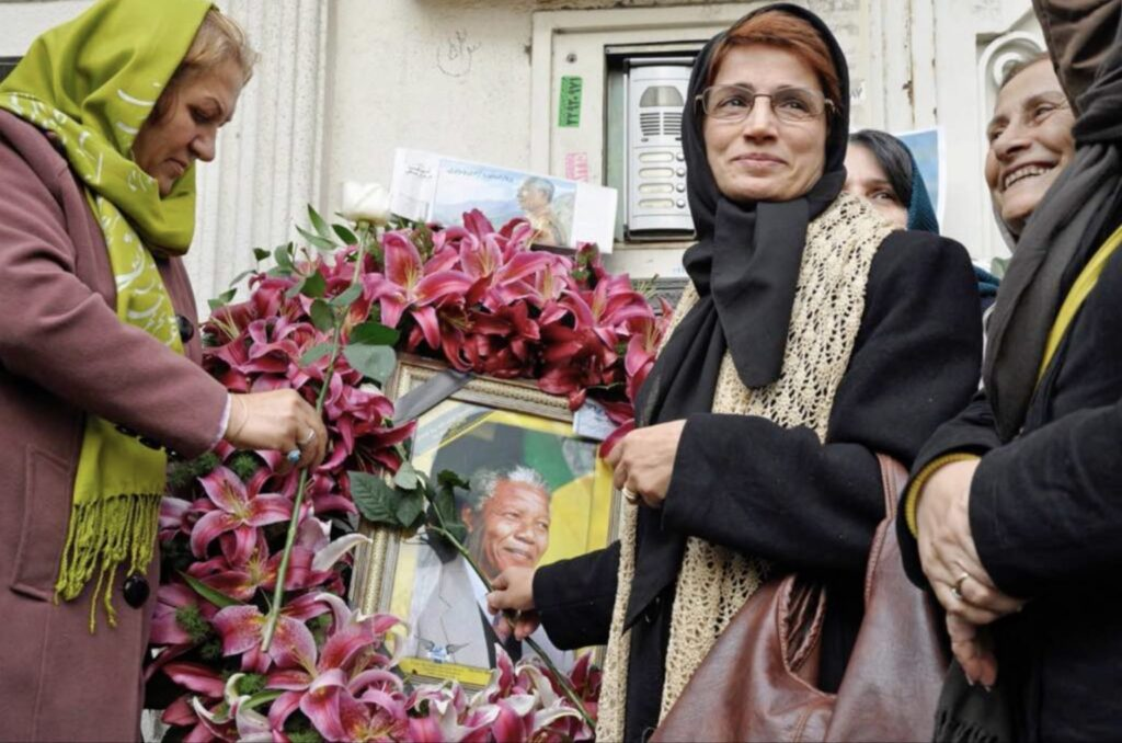 Nasrin Sotoudeh's Latest Dispatch from Prison to the U.N. Is a Desperate Plea