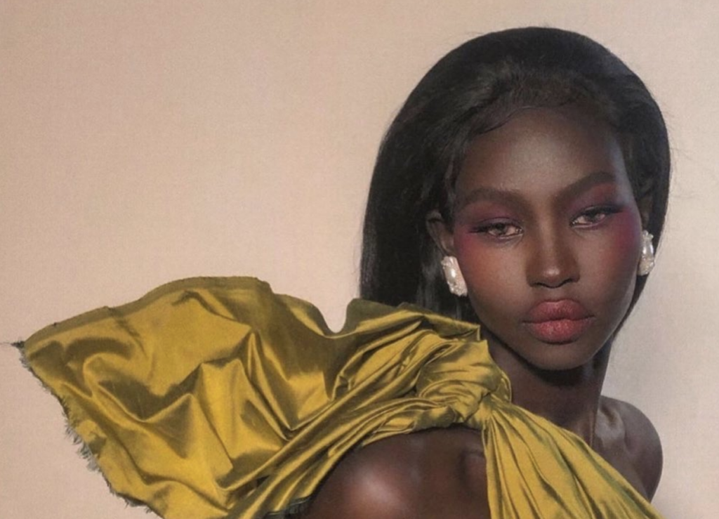 Supermodel Aweng Ade-Chuol Is an Advocate for Refugee Mental Health