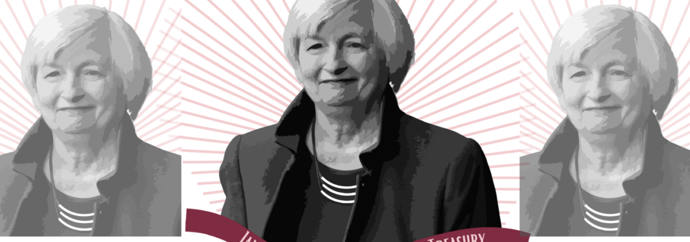 Table for 12, Please: Janet Yellen Is Willing to be Dangerous