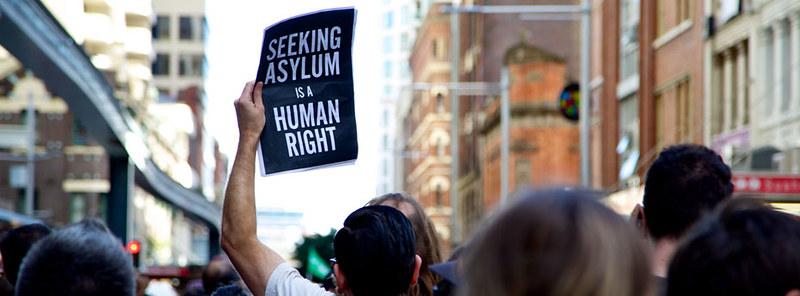"New Refugee Order Declares ""America is Back"""