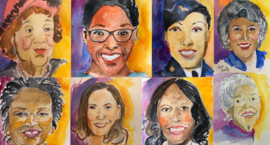 Weekend Reading on Women's Representation: Saluting Black Women in Politics, Then and Now