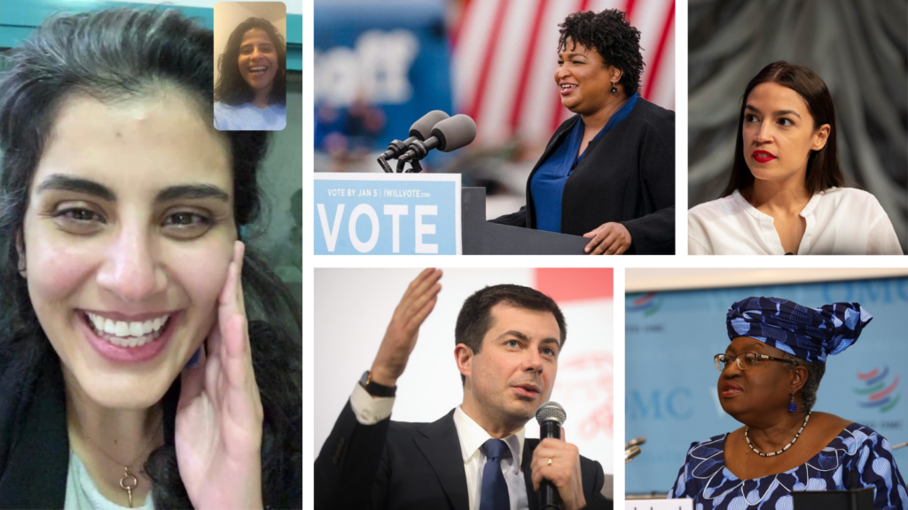 """This week in Keeping Score: Amanda Gorman, Sarah Thomas and Buccaneers coaches make Super Bowl history; Alexandria Ocasio-Cortez opens up about sexual assault; Stacey Abrams nominated for a Nobel Peace Prize; Gov. Cuomo repeals """"walking while trans"""" ban; secretary Pete Buttigieg is first openly gay man confirmed by the Senate; Saudi activist Loujain al-Hathloul released from prison; Ngozi Okonjo-Iweala is first African and first woman director general of the WTO; and more!"""