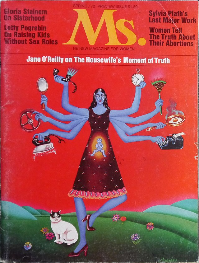 "From the Vault: ""Click! The Housewife's Moment of Truth"" (Spring 1972)"