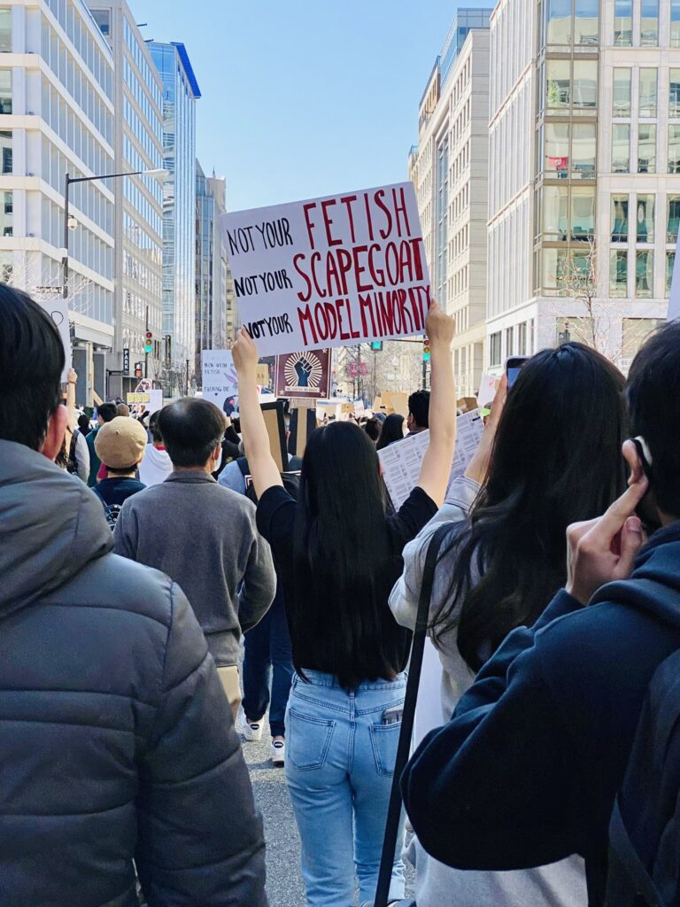 AAPI Hatred Has Been Invisibilized for Too Long  asian american women