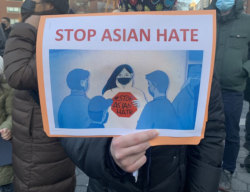 After Atlanta: Building a Future Free of Racism and Gender-based Violence asian racism