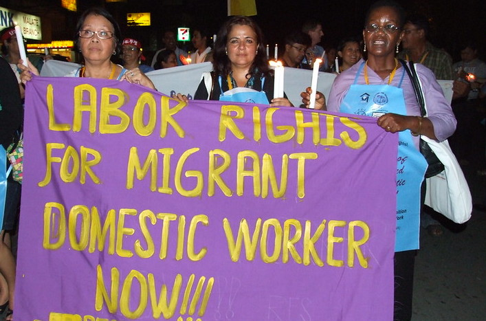 Behind Closed Doors: The Traumas of Domestic Work in the U.S.