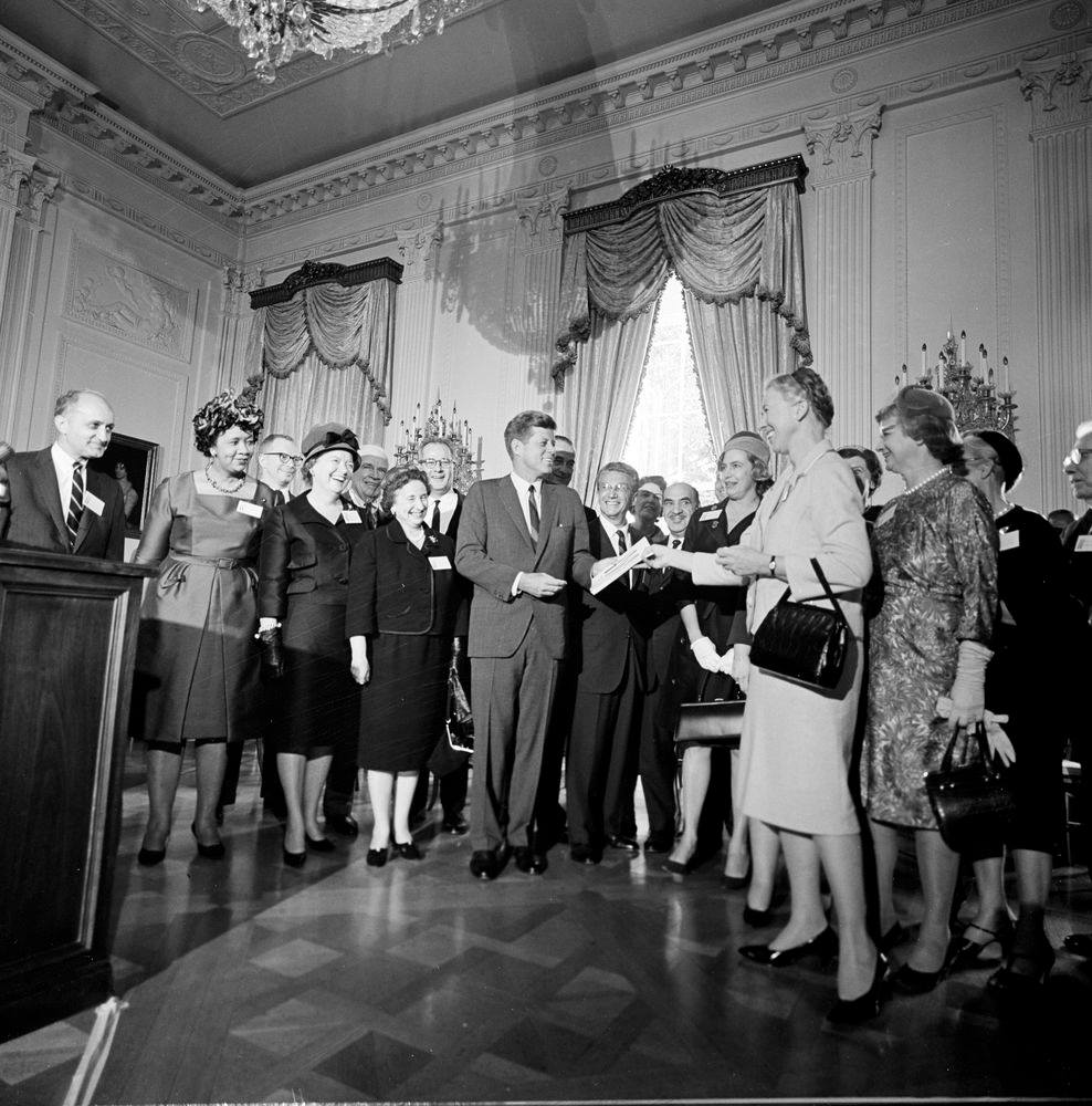 Biden's Gender Policy Council Should Embrace the Radical Ideas of Its JFK Predecessor