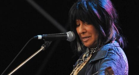 """Buffy Sainte-Marie An Authorized Biography"" Restores Agency to a Legendary Artist"