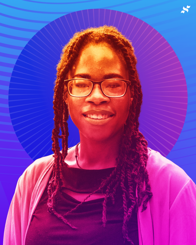 Courtney Symone Staton / 25 Under 25: Women of Color to Watch