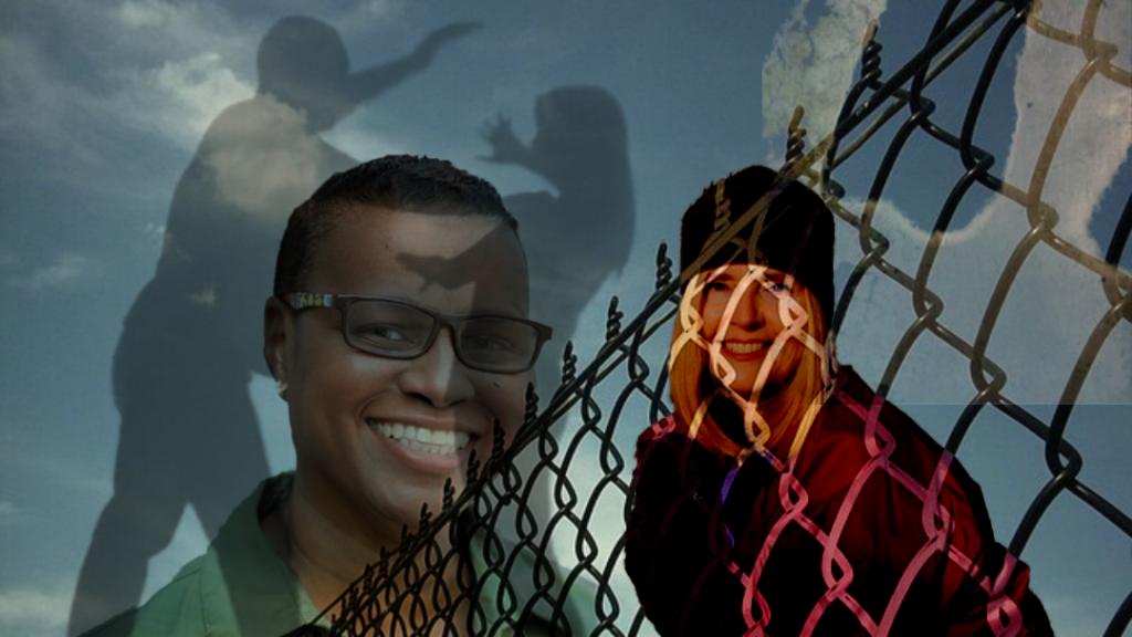 domestic violence survivor life sentence prison jail tammy gamache nancy rish