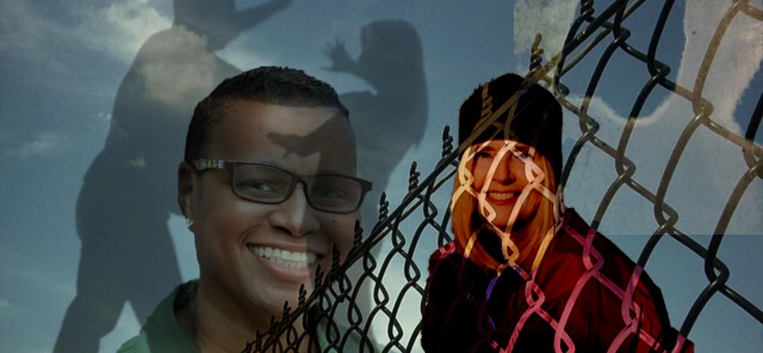 Entrapped by abusers. Imprisoned for life. domestic violence survivor life sentence prison jail tammy gamache nancy rish