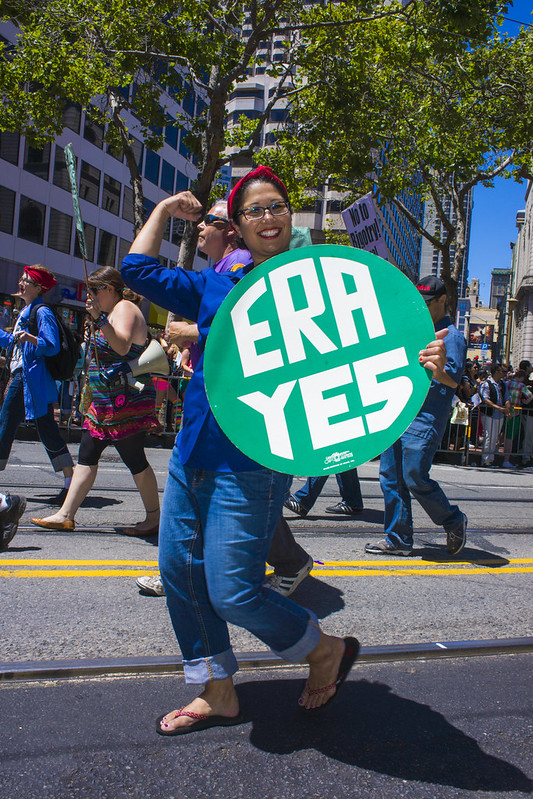 Equal Rights Amendment and Violence Against Women Act Up for Vote This Week