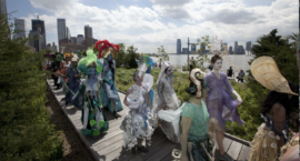 Felicia Young's Earth Celebrations: Using Art to Address Climate Change