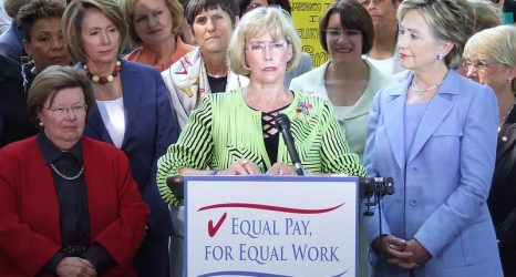 Fighting for Pay Equity: A Q&A with Lilly Ledbetter and the Filmmaker Telling Her Story