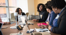 Full Employment is Not Enough to Support Black Women