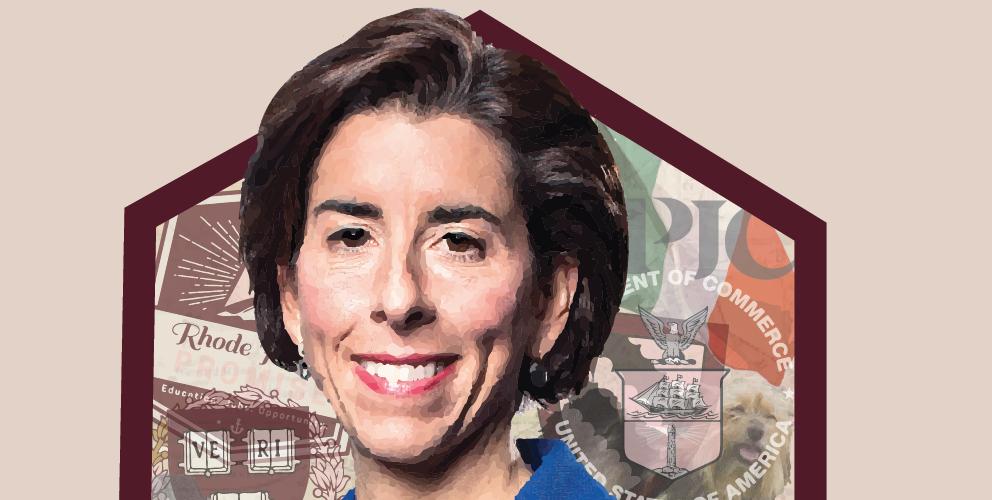 Gina Raimondo Wants to Get America Back to Work