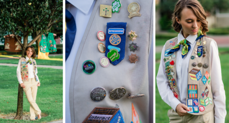 Gold, Eagle and Default Sexism: Lack of Respect for Girl Scouts on Full Display