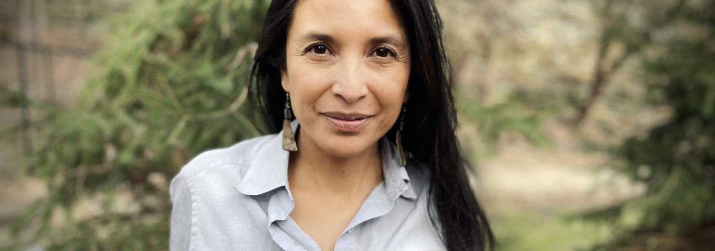 The Story Behind Her: Indigenous Journalist Jenni Monet Wants to De-Colonize Your News Feed