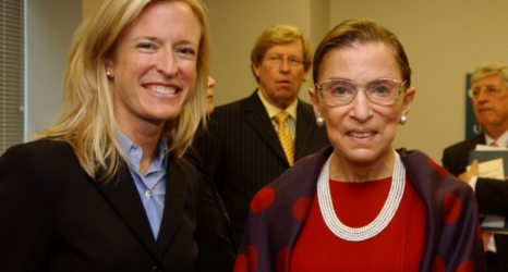 Justice, Justice Thou Shalt Pursue: An Interview with Co-Author Amanda Tyler on Ruth Bader Ginsburg's Final Book