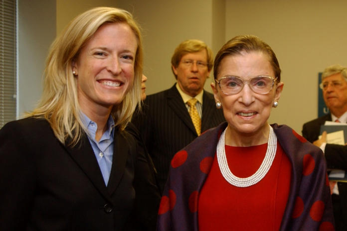 Justice, Justice Thou Shalt Pursue: An Interview with Co-Author Amanda Tyler on Ruth Bader Ginsburg's Final Book RBG