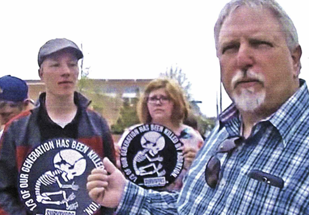 Anti-Abortion Extremist Jeff White Sentenced to Prison and $27 Million in Restitution