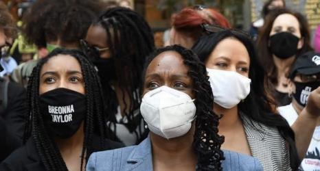 Law Enforcement Officers Keep Arresting Black Women Elected Officials