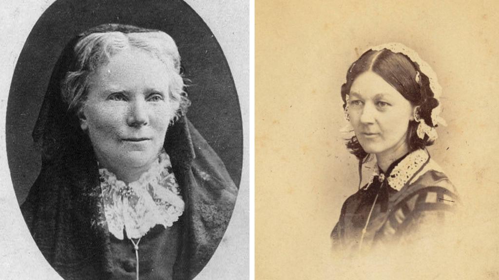 Sexismus reduziert Freundschaften und hemmt den Fortschritt: der Fall von Elizabeth Blackwell und Florence Nightingale