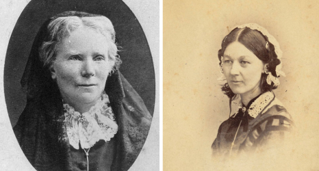 Sexism Sinks Friendships and Stifles Progress: The Case of Elizabeth Blackwell and Florence Nightingale