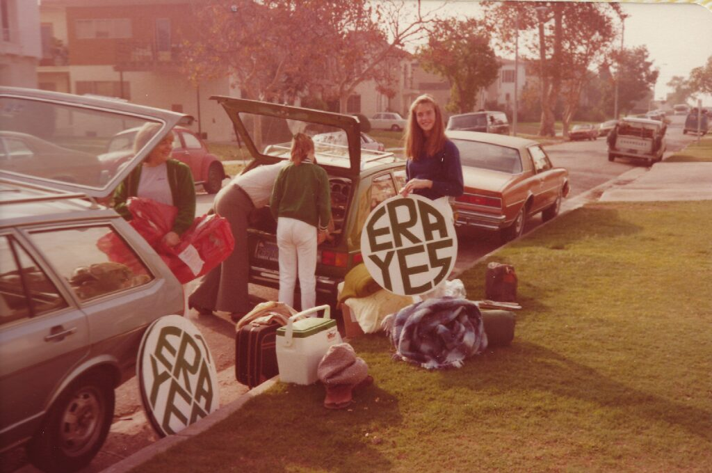 My ERA Story: Three Generations of Equal Rights Amendment Supporters