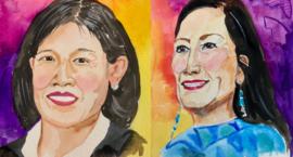 Weekend Reading on Women's Representation: Two More Women Join Biden Cabinet