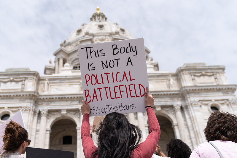 The EACH Act Ends A Decades-Old Abortion Coverage Ban And Prioritizes Freedom and Justice Hyde Amendment