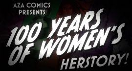 We Heart: 100 Years of Women's History In Five Minutes