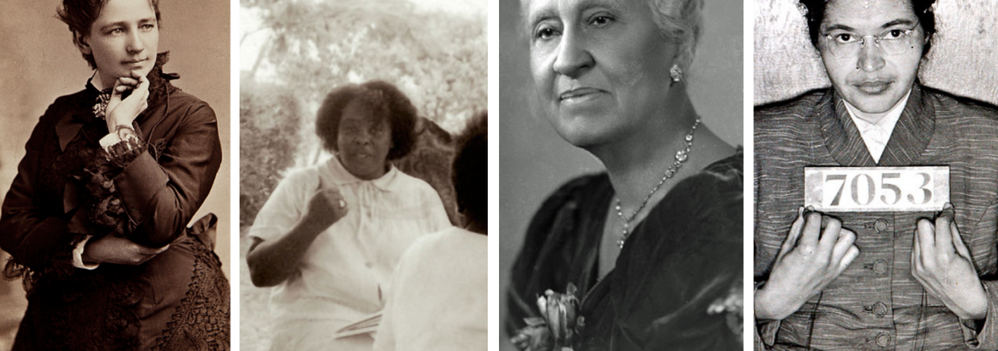 What This Historian Wants Her Own Kids to Know about Women's History Month