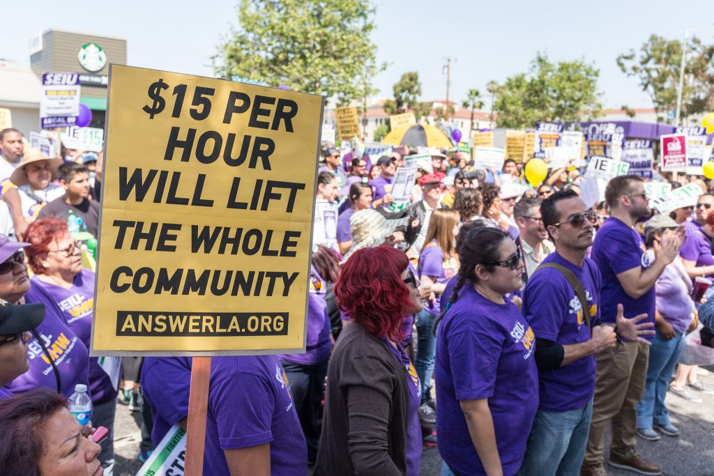 Why Increasing the Minimum Wage Could Help Close the Gender Wage Gap