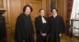 Women Must Be Focus Of New Court Appointments