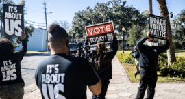 """Anti-Democratic and Racist"": Nationwide Push for Voting Restrictions Barrels Forward"
