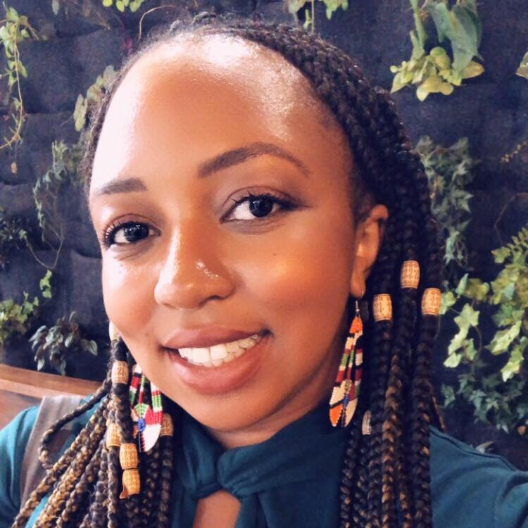 The Story Behind Her: Journalist Polly Irungu on Taking Up Space as a Black Woman