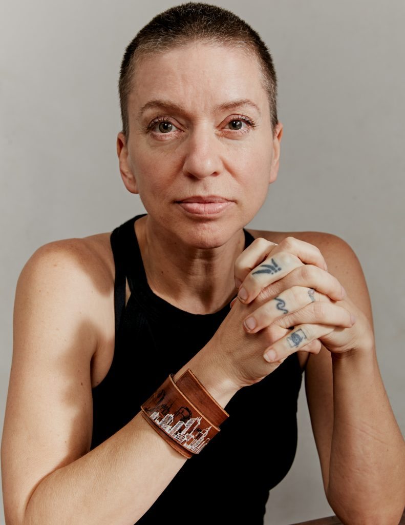 "The Ms. Q&A With Ani DiFranco: ""You Have License To Be All the Aspects of Yourself and To Be Unashamed of Them"""