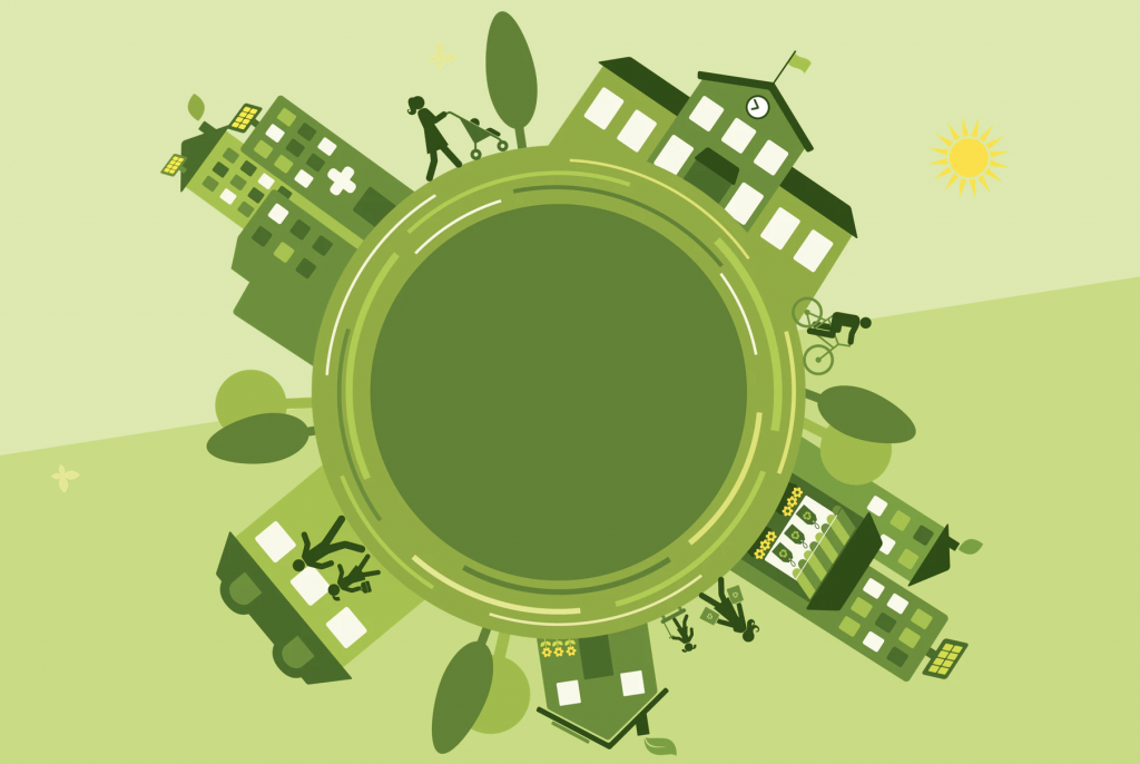 Care Infrastructure Is Key to an Equitable, Green Recovery from the COVID-19 Crisis