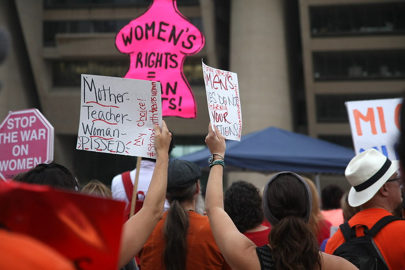 """Constitutional Rights for the """"Unborn"""" Fetus Would Force Women to Forfeit Theirs"""