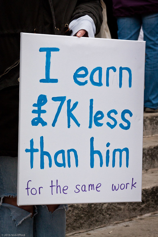 wage gap. racial wealth gap. gender pay gap. Financial Education Won't Fix Poverty. We Need Structural Change.