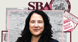 Isabel Guzman, Small Business Administrator