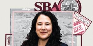 Isabel Guzman, Small Business Administrator