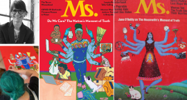 Meet the Feminist Artists Recreating the Iconic First _em_Ms.__em_ Cover—Five Decades Later 1